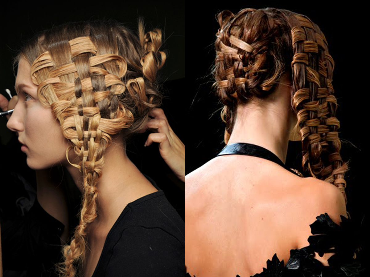 """Guido Palau: """"Hair"""" / The Leading Salons of the World"""