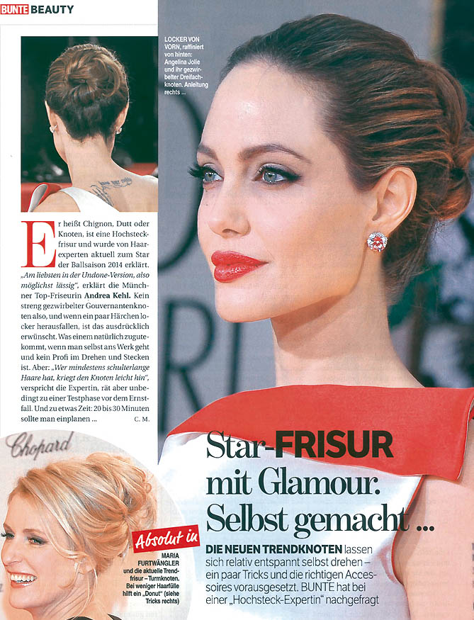 Andrea Kehl - Glamor Styling of the Stars - Do It Yourself...