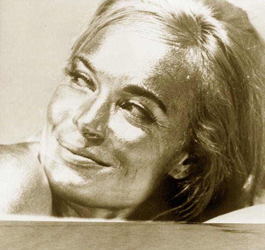 "In Gold getaucht: Shirley Eaton in ""James Bond 007 – Goldfinger"" (1964)"