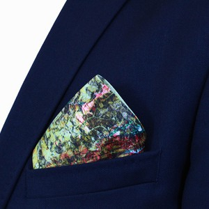 Tehran Pocket Square