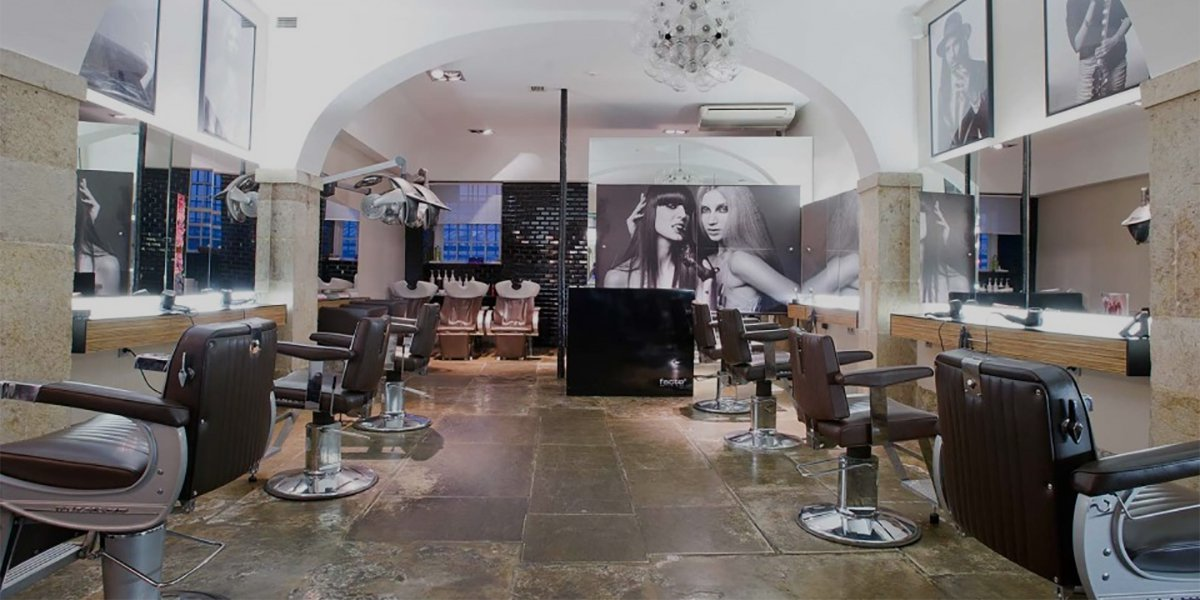 Homepage: Facto Luxury Salons