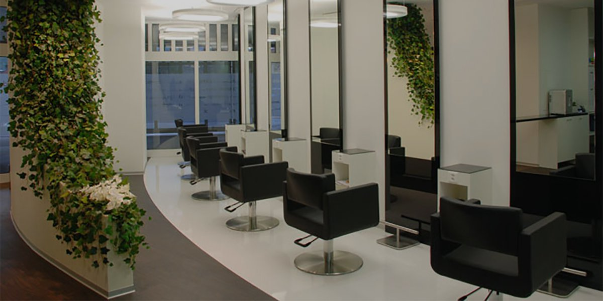 Homepage: HOB Salon St Gallen Luxury Salons