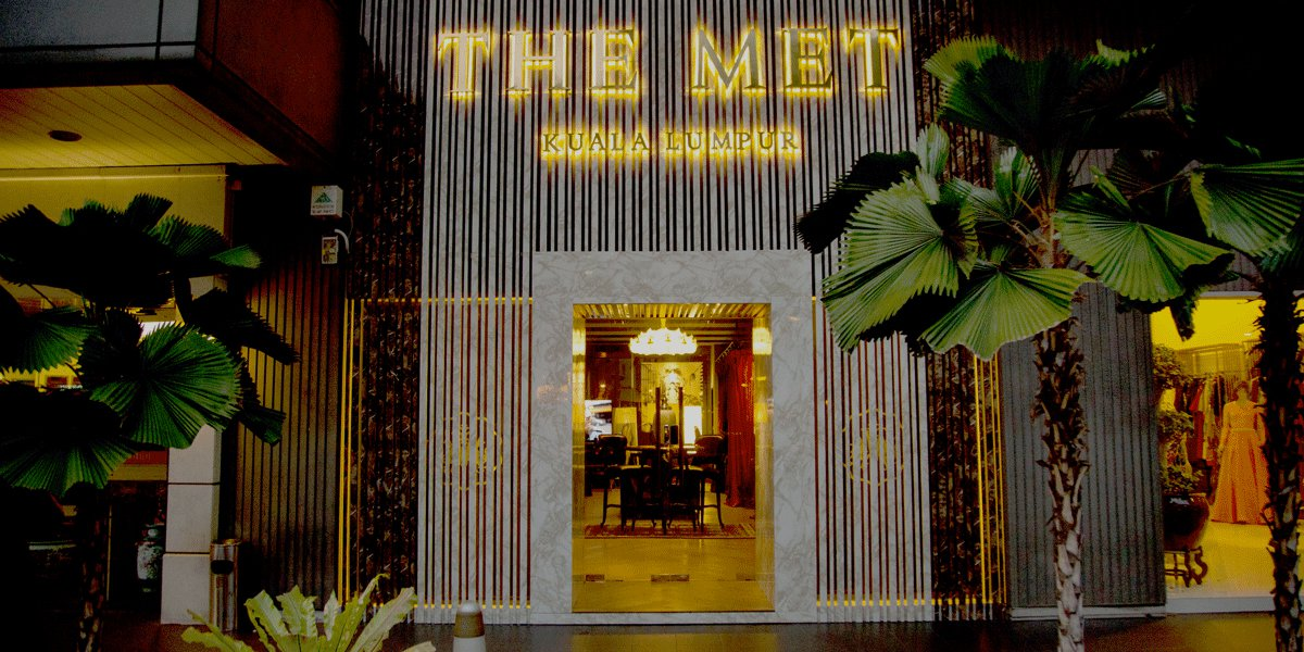 Homepage: The Met Grand Salon Luxury Salon