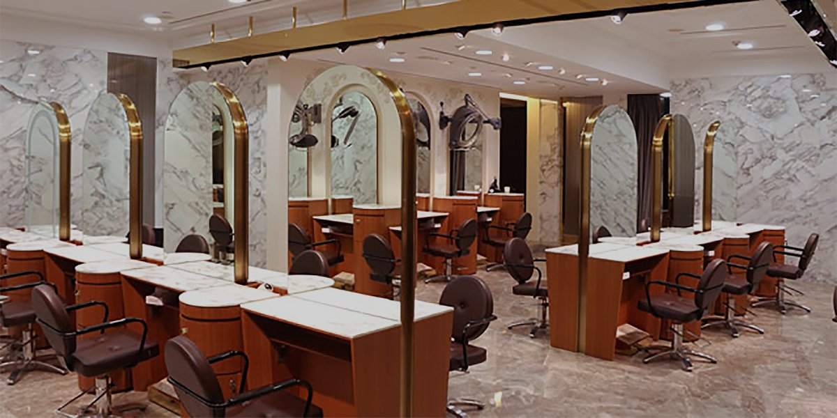 The leading salons of the world for Photos de salon