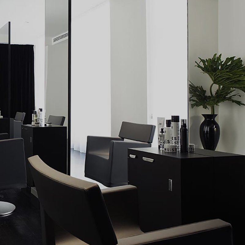 Homepage Mobile: Luxury salons #1