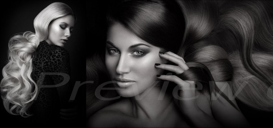 Privileged access to Richard Monsieurs, International Award-Winning Hair Beauty Photographer
