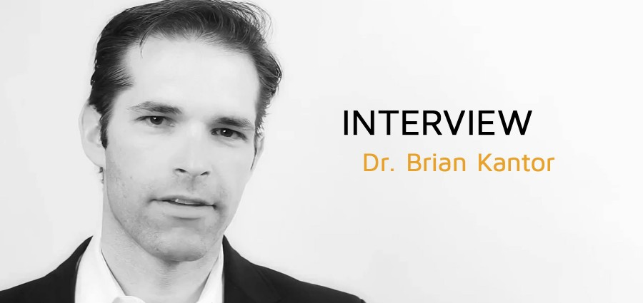 Dr. Brian Kantor, Cosmetic Dentist in NYC and Beauty Influencer on LSW, interviewed by Veronique Gautier.