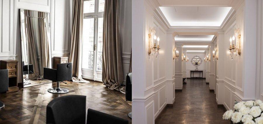 L 39 appartement de christophe nicolas biot paris salons for Best hair salon in paris france