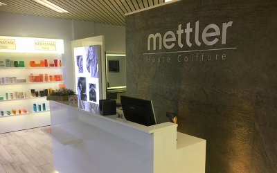 Mettler Haute-Coiffure, a luxurious place for a unique and unforgettable salon experience