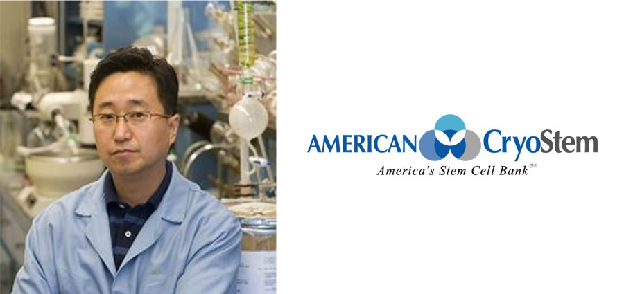 John Arnone, CEO of American CryoStem Welcomes Dr. KiBum Lee to Medical & Scientific Advisory Board