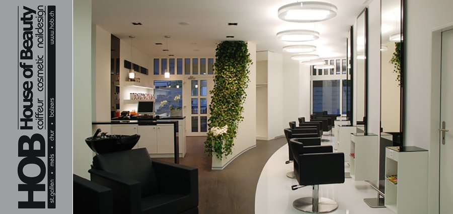 Welcome to HOB House of Beauty Coiffeur/Cosmetic/Naildesign in St Gallen, Switzerland