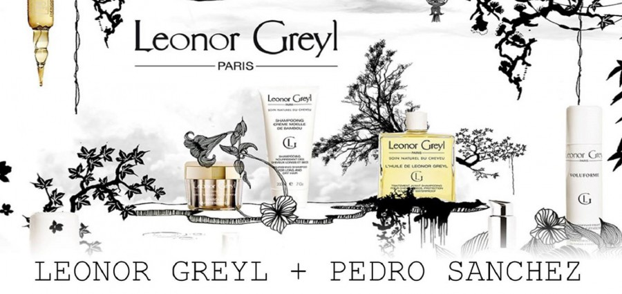 Le Salon by Pedro Sanchez in Zurich is organizing an exclusive event with Leonor Greyl on April 15th!
