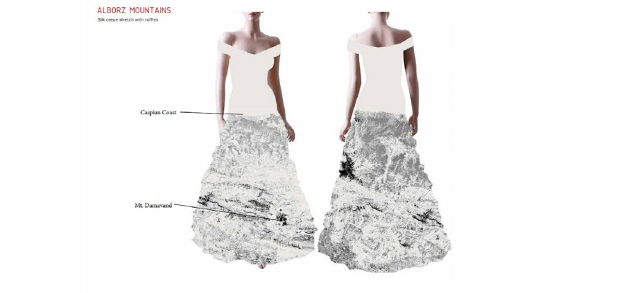 Introducing Cityzen's Immaculate White Dress