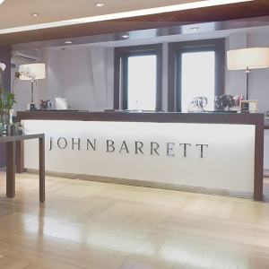 John Barrett Salon, New York
