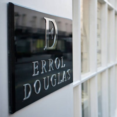 Errol Douglas, London