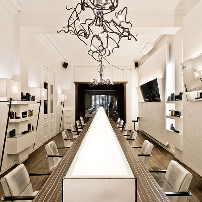 Luxury Salons The Leading Of