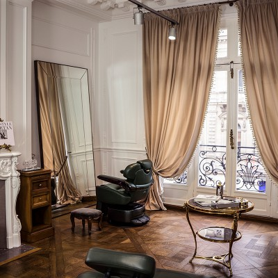 Salon Balmain Hair Couture, Paris