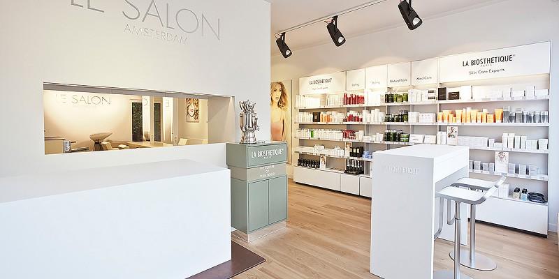 La biosthetique flagshipstore amsterdam la maison - La biosthetique salon ...