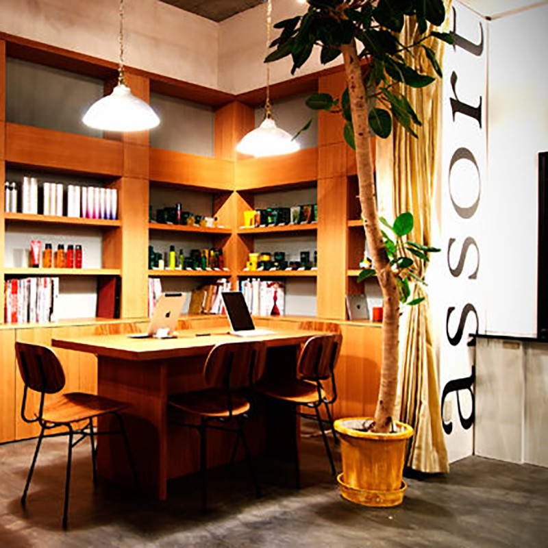 Assort International Hair Salon, Tokyo