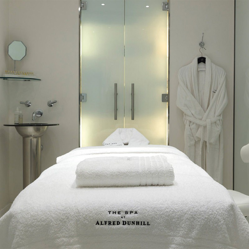 The Spa and Barber at Dunhill's Bourdon House, London
