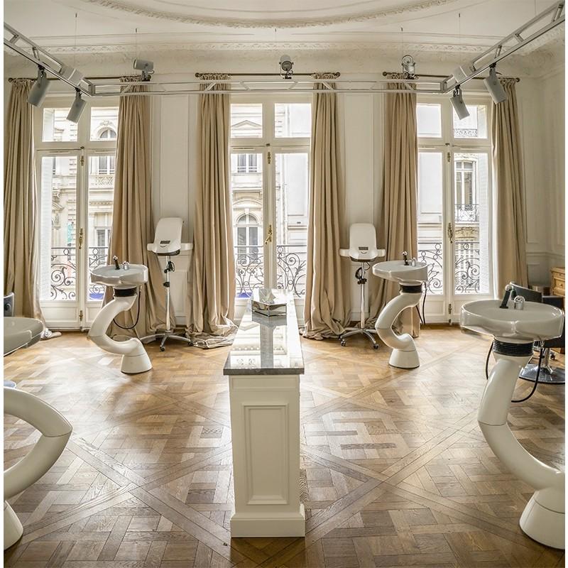 Salon balmain hair couture paris salons in paris the for Pareti salone