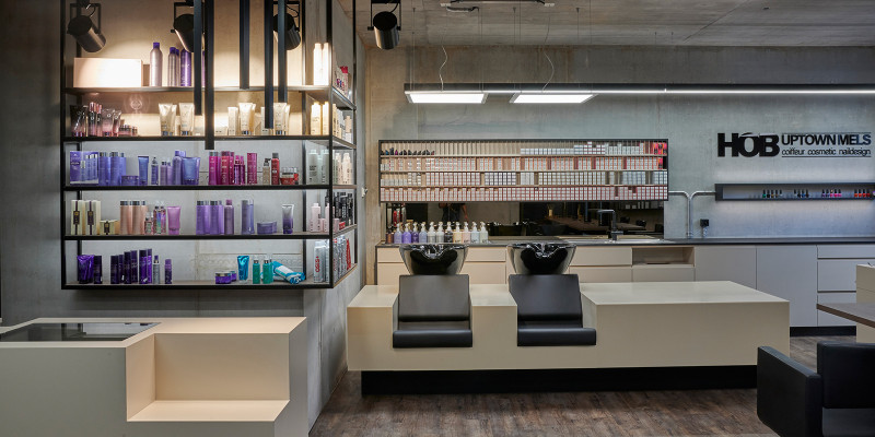 HOB Uptown Mels by HOB House of Beauty, Mels, Mels