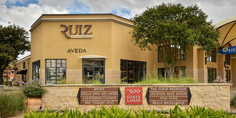 Jackson Ruiz Salon Spa, Austin