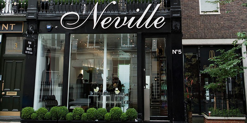 Neville Hair & Beauty, London